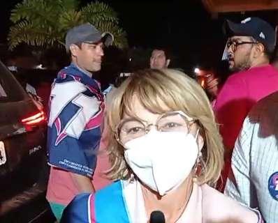 Vanda Camilo é eleita prefeita de Sidrolândia com 52,4% dos votos