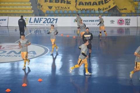 Após 14 dias de folga, Juventude AG retorna à Liga Futsal contra o Assoeva