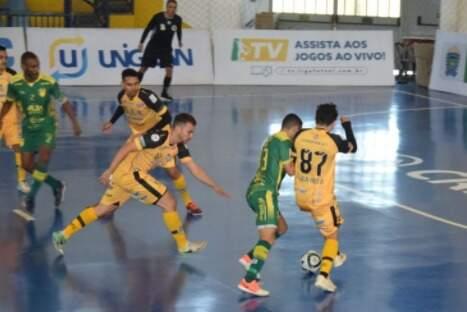 Juventude se recupera fora de casa e bate a Assoeva por 6 a 4 na Liga Futsal