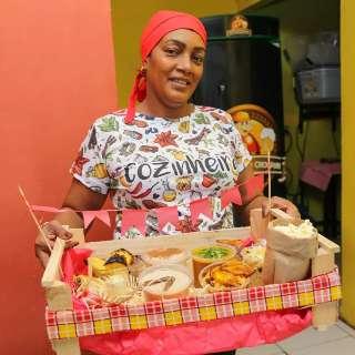 """Com """"arroz milionário"""", Zuzu leva festa junina para dentro de casa"""