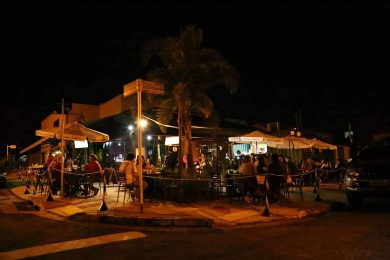 Representantes do comércio, bares e restaurantes festejam reviravolta na Capital