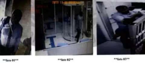 Indícios apontam mesmo grupo em 4 roubos a banco, mas 3 inquéritos ainda seguem