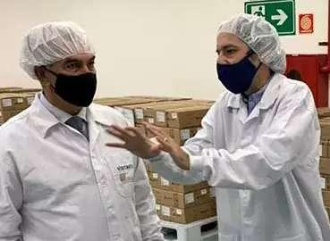 Compra de vacina russa vai esperar ok da Anvisa