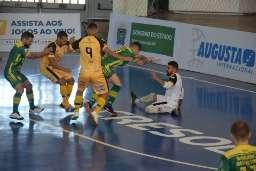Após bater a Assoeva, Juventude busca a terceira vitória na Liga Futsal
