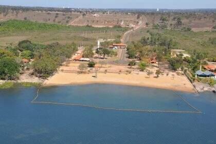 Balneário Municipal de Três Lagoas (Foto:Divulgação)