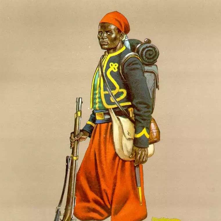 Com história e arte, professor resgata heroísmo de soldados negros