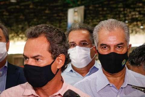 """Marquinhos assume compromisso: """"Não vai morrer nenhum campo-grandense sem UTI"""""""