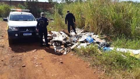 Nem multa de R$ 1 milhão assusta e lixões clandestinos se espalham pela cidade