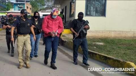 Procurado desde 2015, traficante brasileiro é preso na Bolívia e entregue a PF