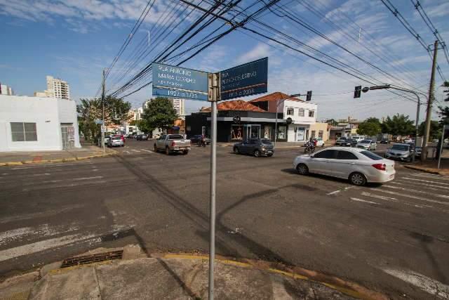 Rua Pedro Celestino será interditada para obras de drenagem