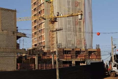 Em 10 anos, número de empresas da construção civil cresceu 24% em MS