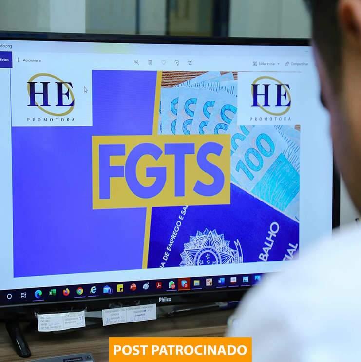 Empréstimo a juros de consignado é possível usando FGTS como garantia