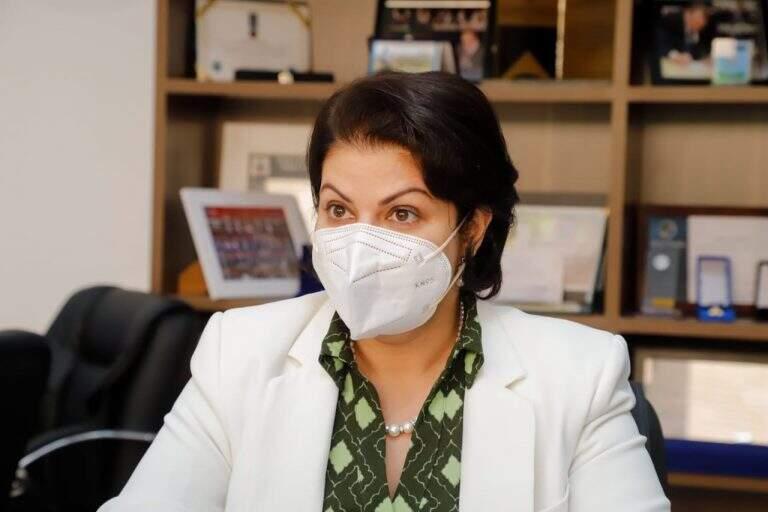 A defensora-pública geral de MS, Patrícia Cozzolino, que assina pedido para entrar em ação sobre decreto com restrições. (Foto: Divulgação)