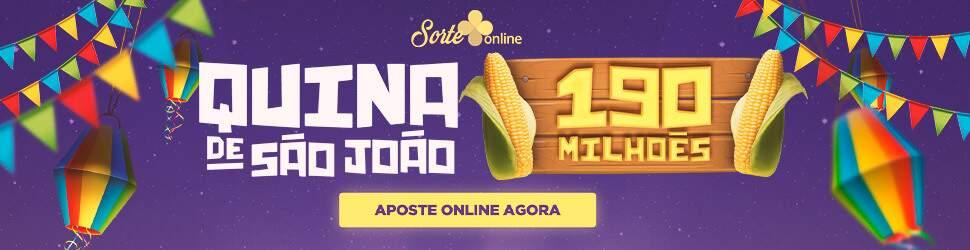 Quina de São João 2021 vale o maior prêmio da história do concurso