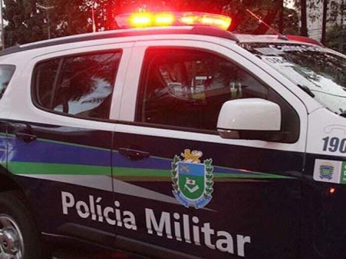 Homem foi encontrado por policiais militares da Capital. (Foto: Divulgação)