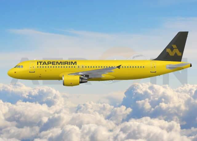 Ita começa a voar para Campo Grande em maio de 2022