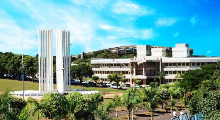 Campus da UFMS em Campo Grande. (Foto: Divulgação)