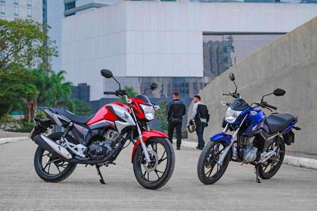 Com 45 anos de fabricação, Honda CG chega com novo visual