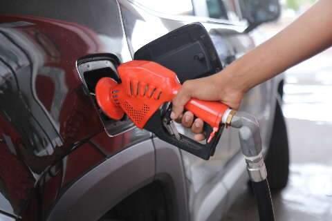 Litro da gasolina mais barato na Capital é encontrado a R$ 5,54, diz pesquisa