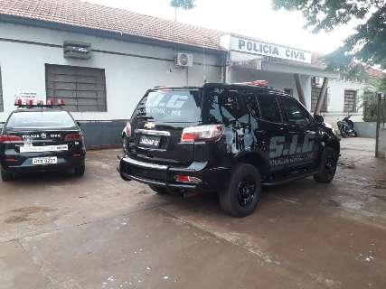 Motorista é preso e caminhão roubado em SP é recuperado em rodovia de MS