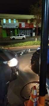 Assaltante baleado por policial em tentativa de roubo morre no hospital