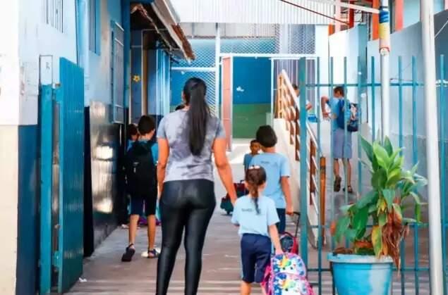 Aulas presenciais na rede municipal de ensino estão previstas para o dia 26 de julho (Foto: Arquivo/Henrique Kawaminami)