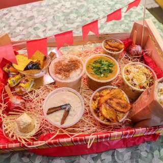Dá tempo de conseguir quitutes de festa junina para comer em casa