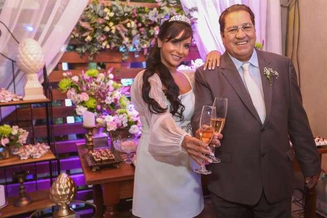 O casamento de Milton Duarte e Gisele Sabino