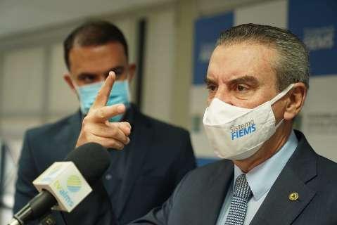 """Presidente manda fofoqueiros de plantão """"calar a boca"""" sobre surto de covid"""