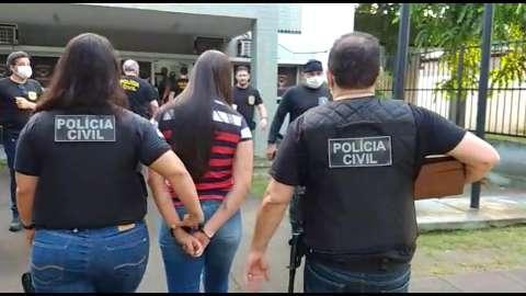 Polícia cumpre mandados em MS contra tráfico de drogas e lavagem de dinheiro