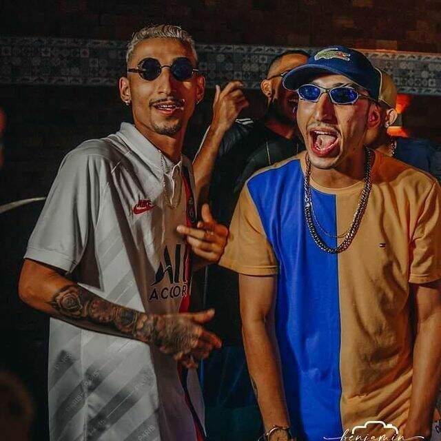 Irmãos Valentins MCs já lançaram dois clipes desde que foram para São Paulo. (Foto: Divulgação)