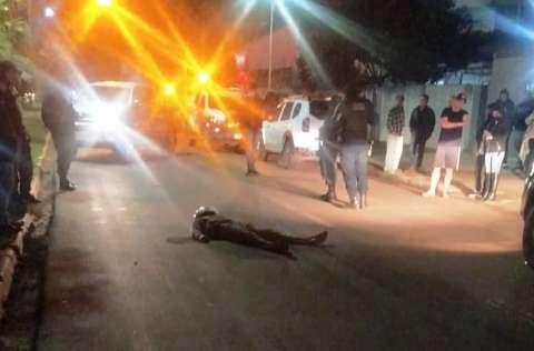 Assaltante morto por policial era suspeito de roubar caminhonete