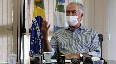 """Reinaldo assume comando do Prosseguir e responderá por """"BO's"""" de decretos"""
