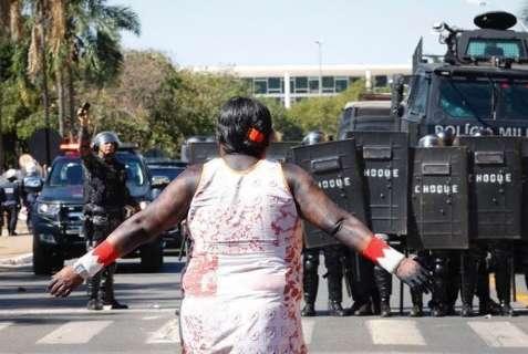 """Ala da esquerda repudia """"ataque"""" a indígenas no Planalto Central"""