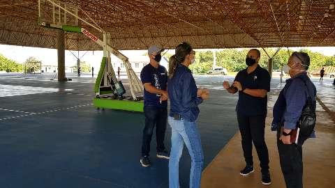 Campo Grande terá dois centros de referência para treinamentos paralímpicos