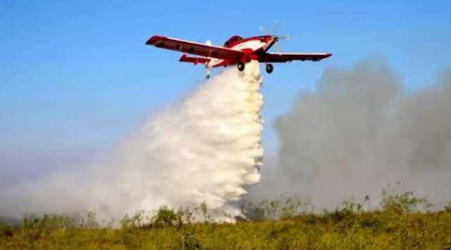 Governo já tem estrutura pronta contra incêndios florestais