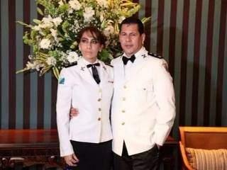 Itamara matou Valdeni em julho de 2016. Tenente-coronel alega que agiu em legítima defesa. (Foto: Reprodução/Facebook)