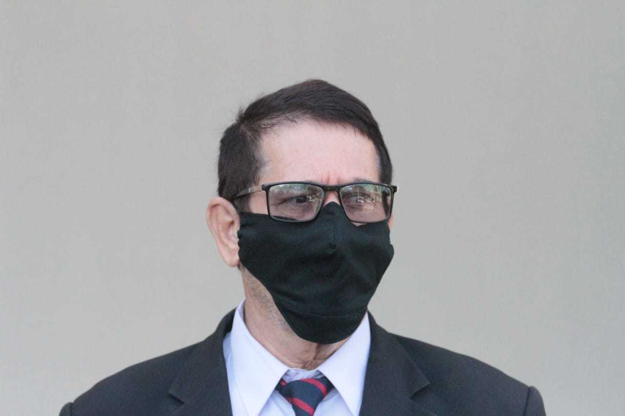 Edson José da Silva é um dos advogados assistentes de acusação. (Foto: Marcos Maluf)