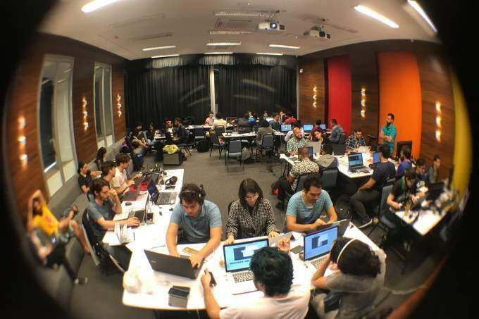 Portomídia Game Jam reúne desenvolvedores no Porto Digital em Recife (Foto: Portomídia/Divulgação)