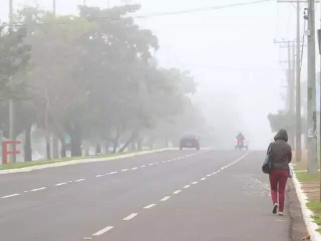Frio deve chegar com força em todo o sul do Estado e também na região central (Foto: Arquivo/André Bittar)