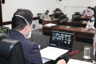 Debate será virtual, por conta das medidas contra pandemia. (Foto: Divulgação)