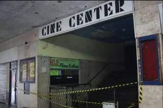 Foto do dia em que cinema fechou as portas, em 2013. (Foto: Arquivo Campo Grande News/Marcos Ermínio)