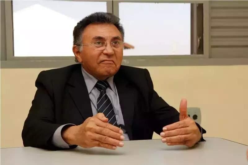 0 juiz aposentado Odilon de Oliveira foi responsável por condenações derivadas da carta anônima. Parte delas foi anulada. (Foto: Arquivo/Campo Grande News)