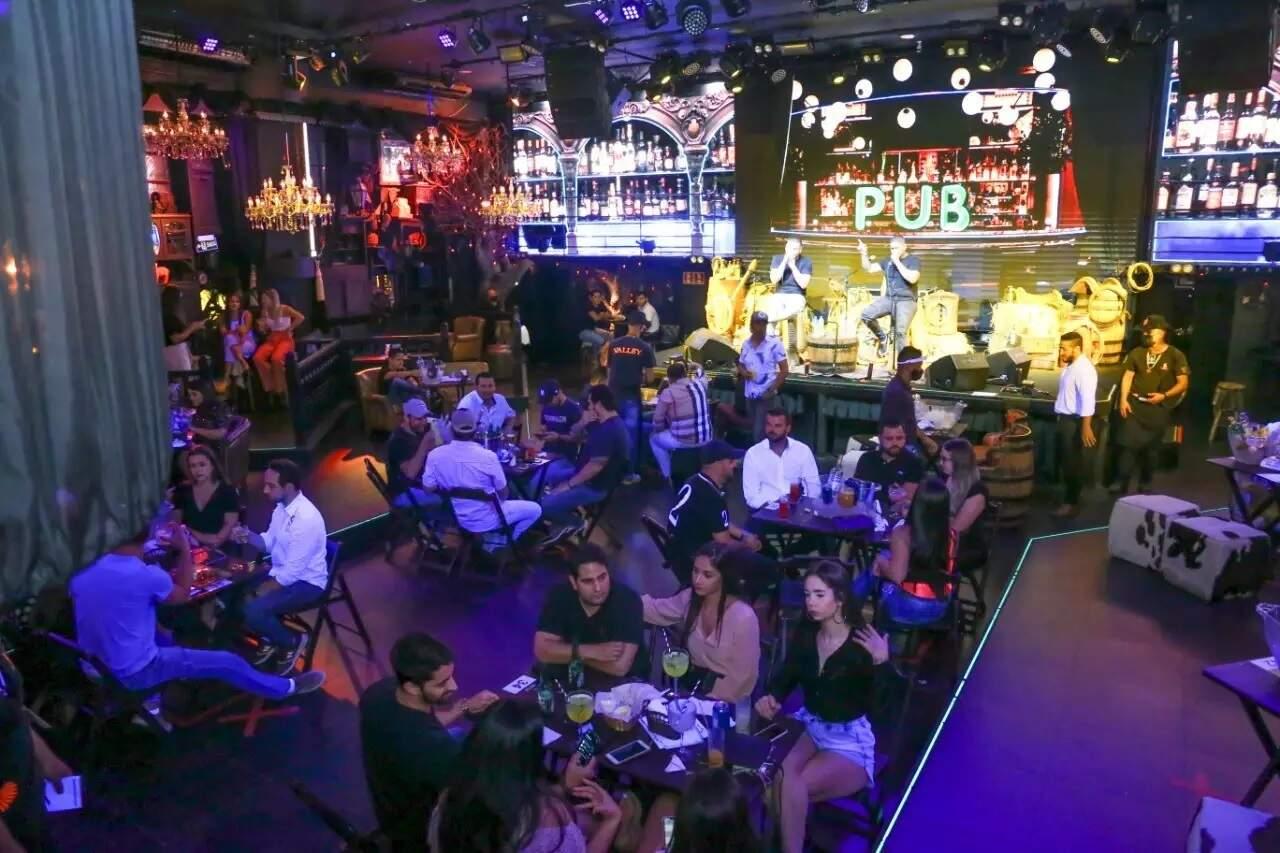 Valley Pub, após reabertura no ano passado. (Foto: Paulo Francis)