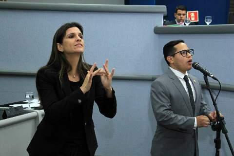 Câmara terá concurso com vagas para intérprete de Libras e estuda outras áreas