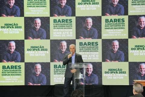 Governo anuncia plano de R$ 763 milhões para recuperação da economia