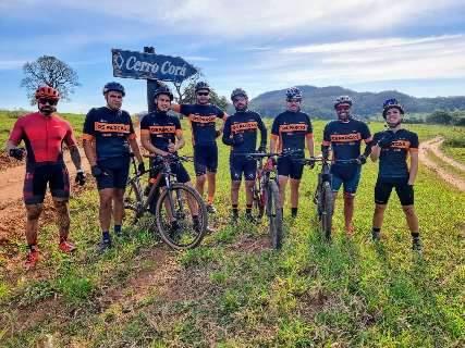 A 40 km da Capital, de moto ou bike, trilhas de Cerro Corá impressionam