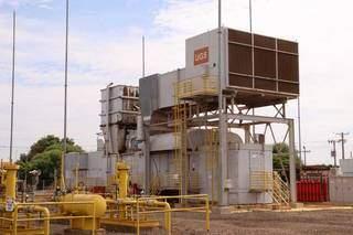 Empresa oficializou reativação da usina que vai incrementar setor energético local (Foto: Arquivo/Delta Energia)