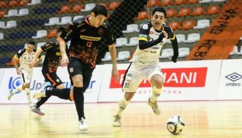 Federação quer seguir na elite e sonha com final regional na Taça Brasil