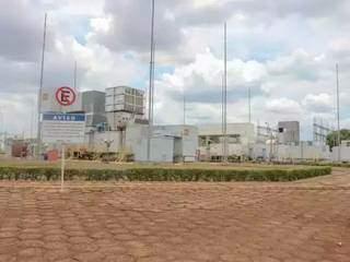 Usina William Arjona, em Campo Grande, que será colocada em operação novamente (Foto: Arquivo/Campo Grande News)